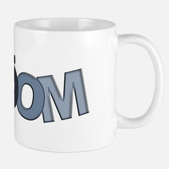 BP Letters Groom Mug