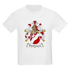 Thielmann Family Crest T-Shirt