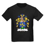 Thein Family Crest Kids Dark T-Shirt
