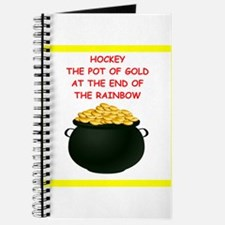 hockey joke Journal