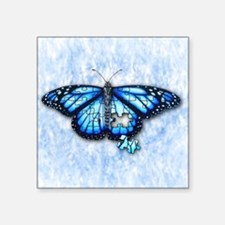 Autism awareness butterfly puzzle piece pieces aut