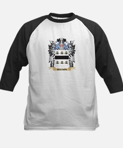 Beeson Coat of Arms - Family Crest Baseball Jersey