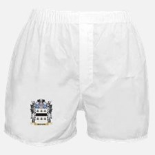 Beeson Coat of Arms - Family Crest Boxer Shorts