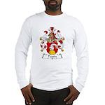 Tessin Family Crest Long Sleeve T-Shirt