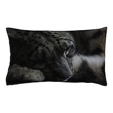 Snow Leopard Sleeping Pillow Case