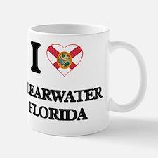 I love Clearwater Florida Mug
