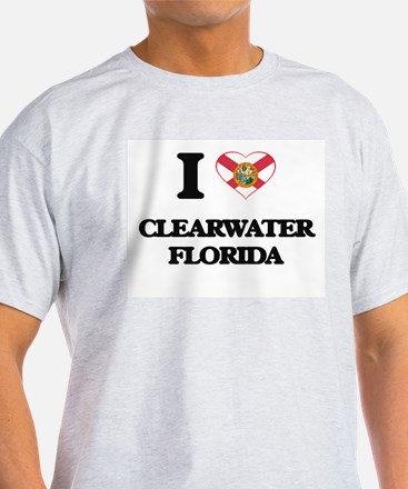 I love Clearwater Florida T-Shirt