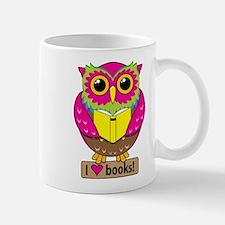 Owl Love Books Mugs