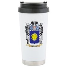 Bellat Coat of Arms - F Travel Mug