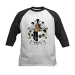 Sydow Family Crest Kids Baseball Jersey