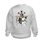 Sydow Family Crest Kids Sweatshirt