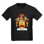 Suter Family Crest Kids Dark T-Shirt