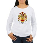 Suter Family Crest Women's Long Sleeve T-Shirt