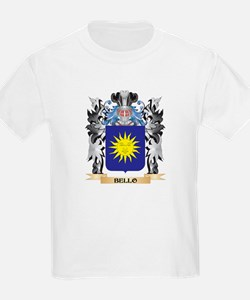 Bello Coat of Arms - Family Crest T-Shirt