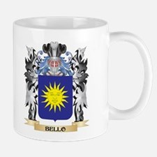 Bello Coat of Arms - Family Crest Mugs