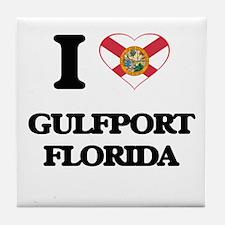 I love Gulfport Florida Tile Coaster