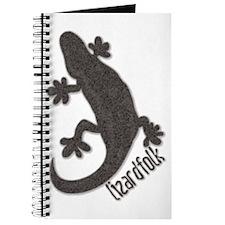 Lizardfolk Journal