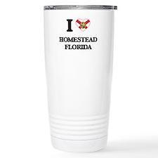I love Homestead Florid Travel Mug