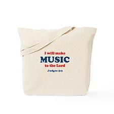 Judges 5:3 Tote Bag
