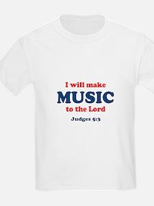 Judges 5:3 T-Shirt