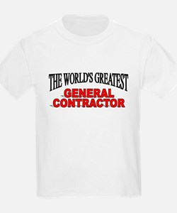 The 6 Things To Include On Your Company T-shirt |General Contractor Shirt Design