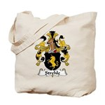 Strehle Family Crest Tote Bag