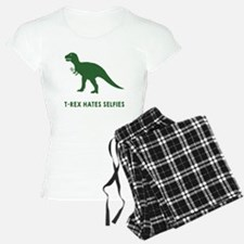 T-rex hates selfies Pajamas