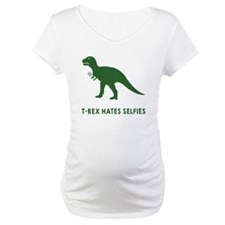 T-rex hates selfies Shirt