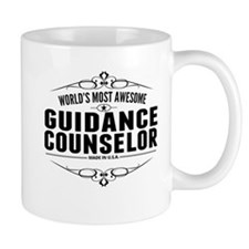 Worlds Most Awesome Guidance Counselor Mugs