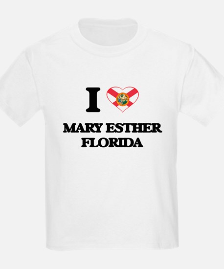 I love Mary Esther Florida T-Shirt