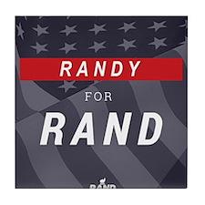 Randy for Rand Tile Coaster