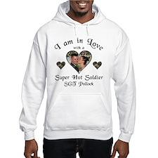 For Theresa Custom Military Hoodie