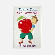 Unique Teachers appreciation Rectangle Magnet (10 pack)