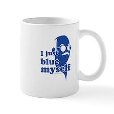 I Blue Myself Mug
