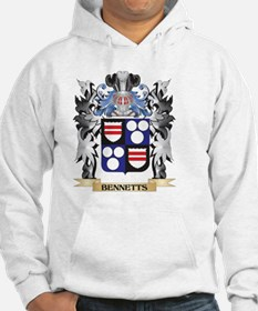 Bennetts Coat of Arms - Family C Hoodie