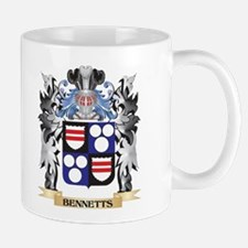 Bennetts Coat of Arms - Family Crest Mugs