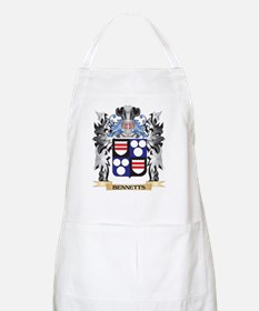 Bennetts Coat of Arms - Family Crest Apron