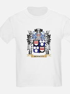 Bennett Coat of Arms - Family Crest T-Shirt
