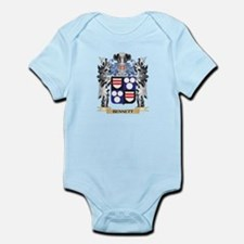Bennett Coat of Arms - Family Crest Body Suit