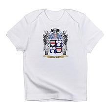 Bennett Coat of Arms - Family Crest Infant T-Shirt