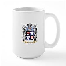 Bennett Coat of Arms - Family Crest Mugs