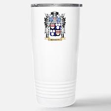 Bennett Coat of Arms - Travel Mug