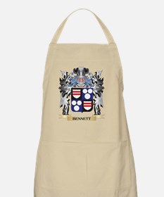 Bennett Coat of Arms - Family Crest Apron