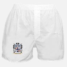 Bennett Coat of Arms - Family Crest Boxer Shorts