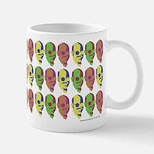 Tobias Multicolored Face Mug
