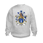 Stolle Family Crest Kids Sweatshirt
