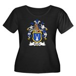 Stolle Family Crest Women's Plus Size Scoop Neck D