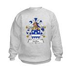 Stohr Family Crest  Kids Sweatshirt