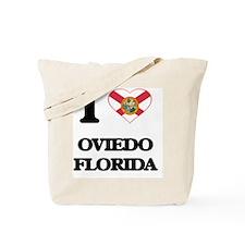 I love Oviedo Florida Tote Bag