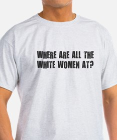 Funny White sexy T-Shirt